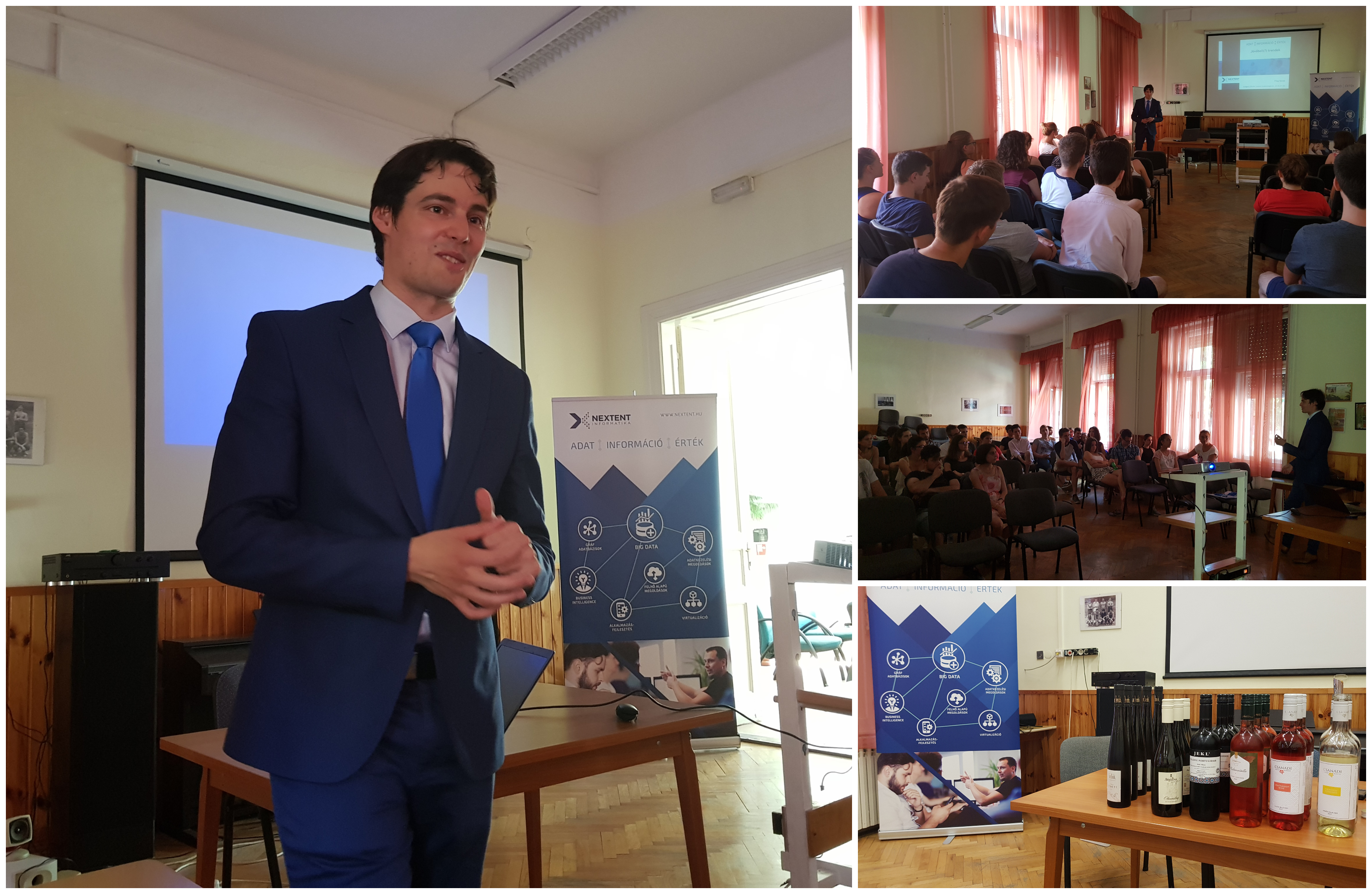 Talent-BRIDGE Program in Szeged